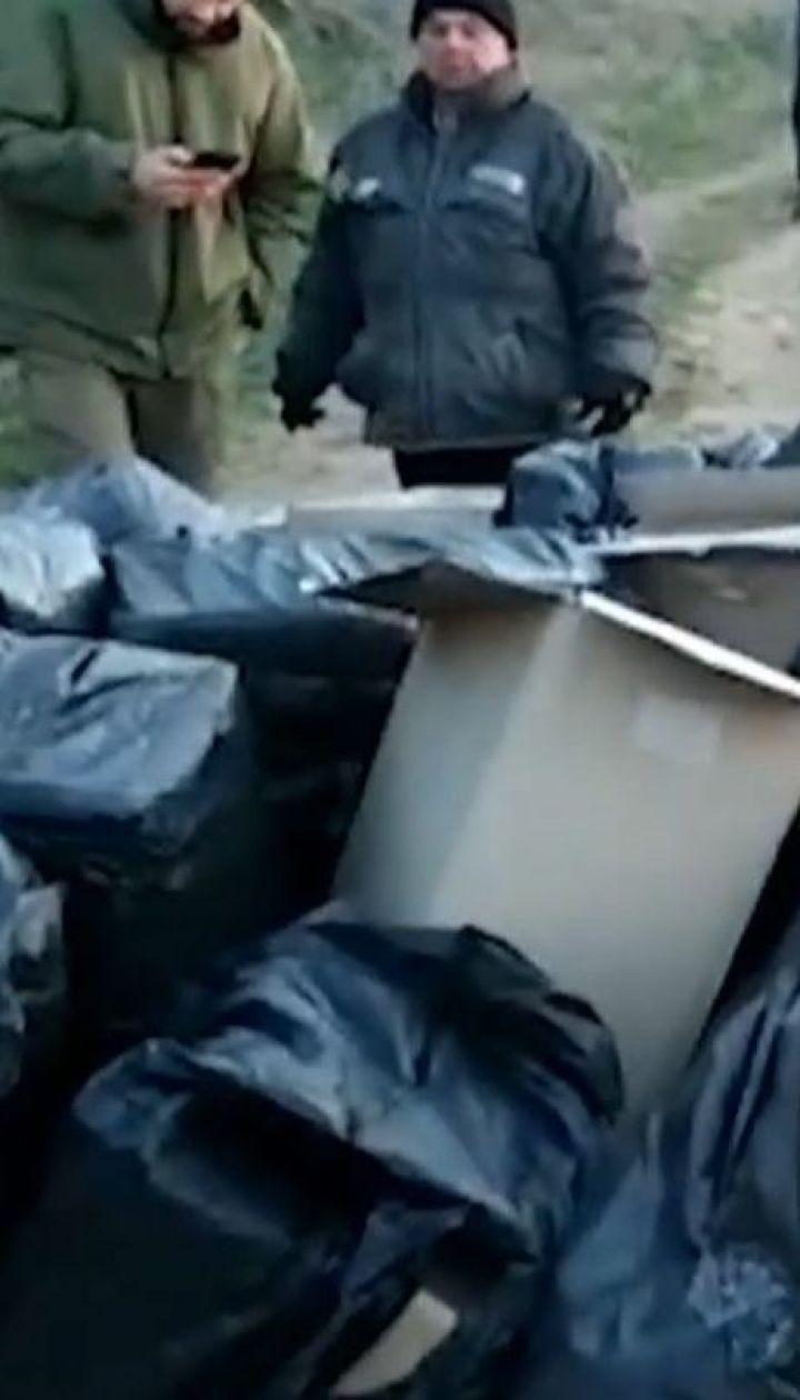 Пограничники задержали контрабандистов сигаретами с поддельными акцизами