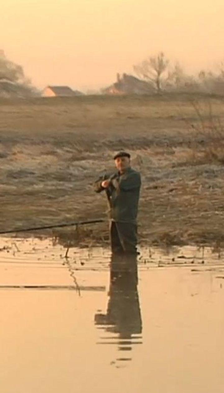 В Украине начался запрет вылова рыбы из-за весеннего нереста