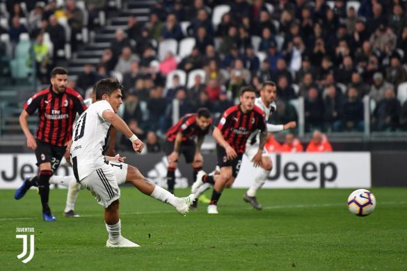 Ювентус— Милан 2:1 обзор матча, видео голов за6апреля