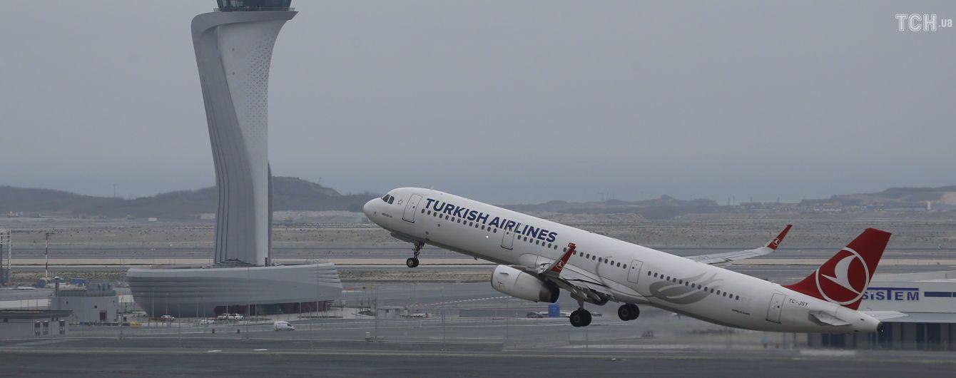 В Стамбуле заработал крупнейший аэропорт мира