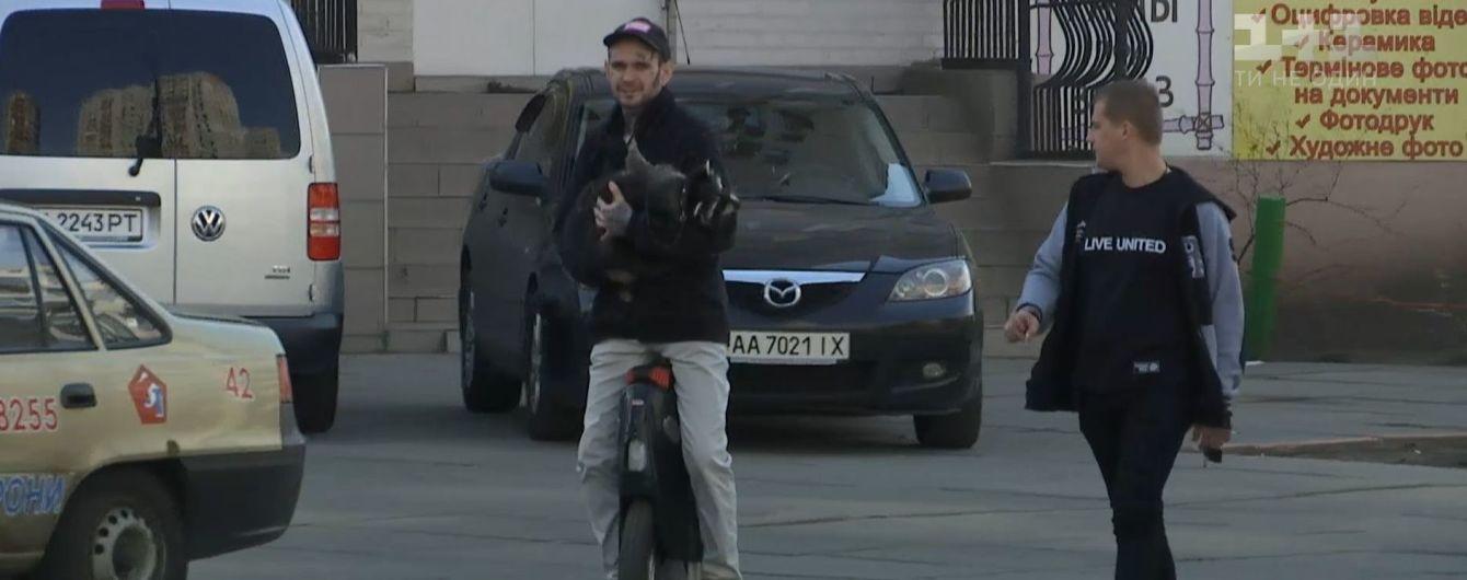 """""""Почти телепорт"""". В Украине набирает популярности моноколесо"""