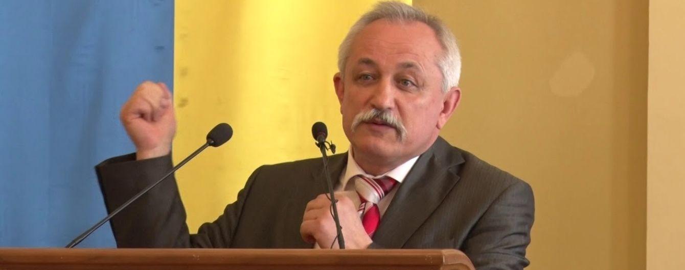 Порошенко уволил ректора академии госуправления при президенте