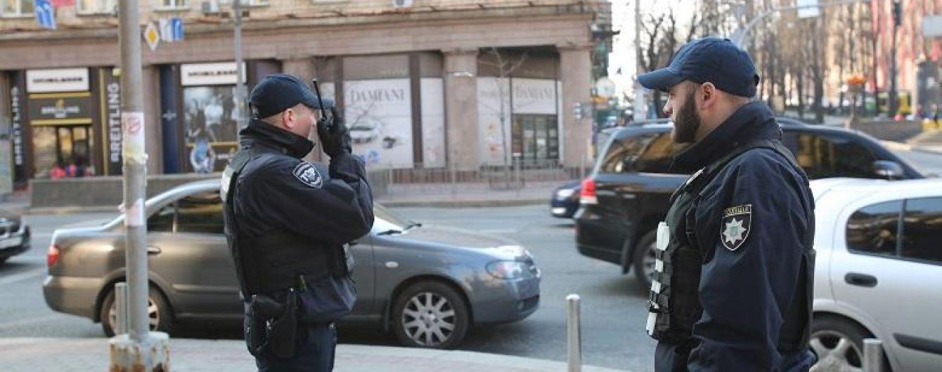 Поліція змінила принцип патрулювання Києва