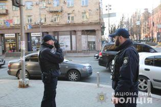 Полиция изменила принцип патрулирования Киева