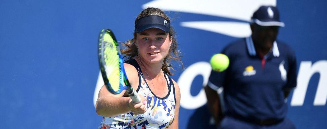 Українка Снігур обіграла росіянку і вийшла у півфінал юніорського Wimbledon
