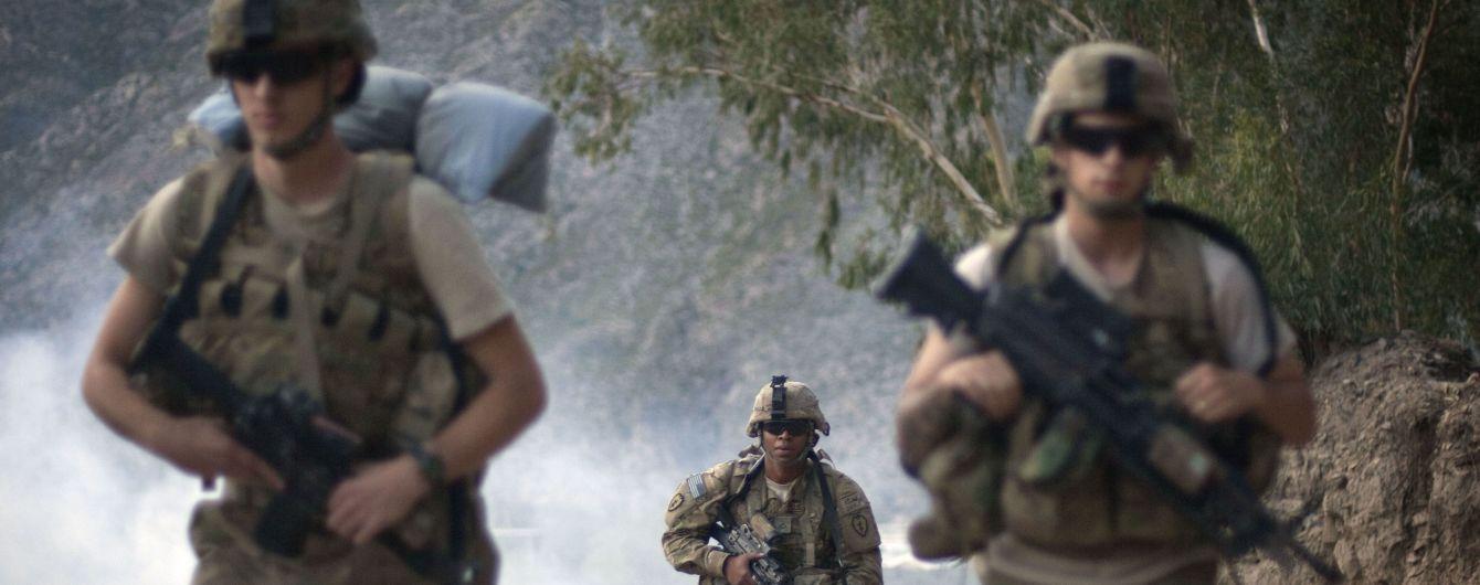 США выводят своих военных из Ливии