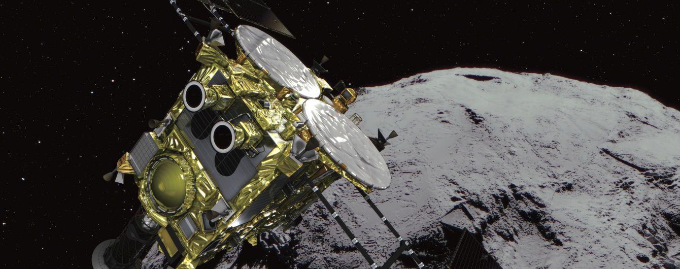 """Япония смогла """"оседлать"""" опасный для Земли астероид: почему это событие является важным в истории освоения космоса"""
