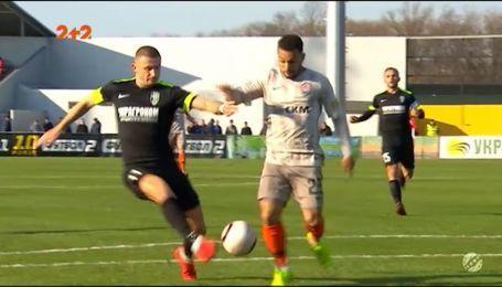 Александрия - Шахтер - 0:1. Видеообзор матча