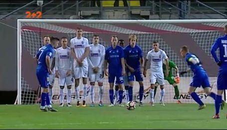 Заря - Динамо - 2:3. Видеоанализ матча