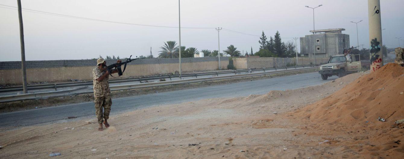 США призвали генерала Хафтара немедленно прекратить наступление на столицу Ливии