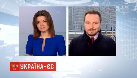 ЕС продолжит укреплять отношения с Украиной