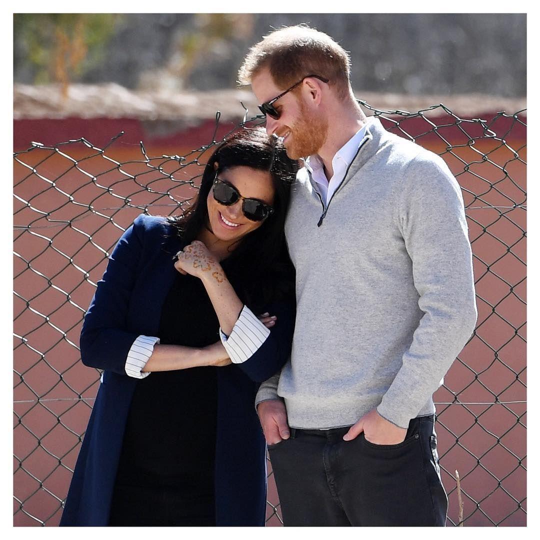 Меган та принц Гаррі