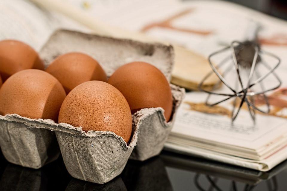 Яйця, для блогів