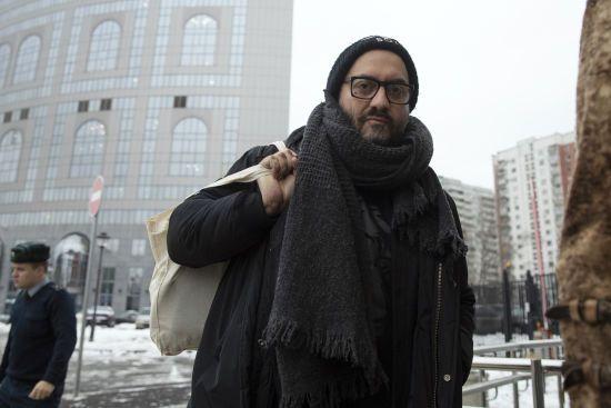 Московський суд скасував домашній арешт режисеру Серебреннікову