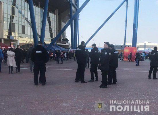 """Після матчу """"Шахтар"""" - """"Динамо"""" поліція відкрила два кримінальних провадження через наркотики"""