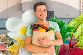 Продукты, полезные для мужчин