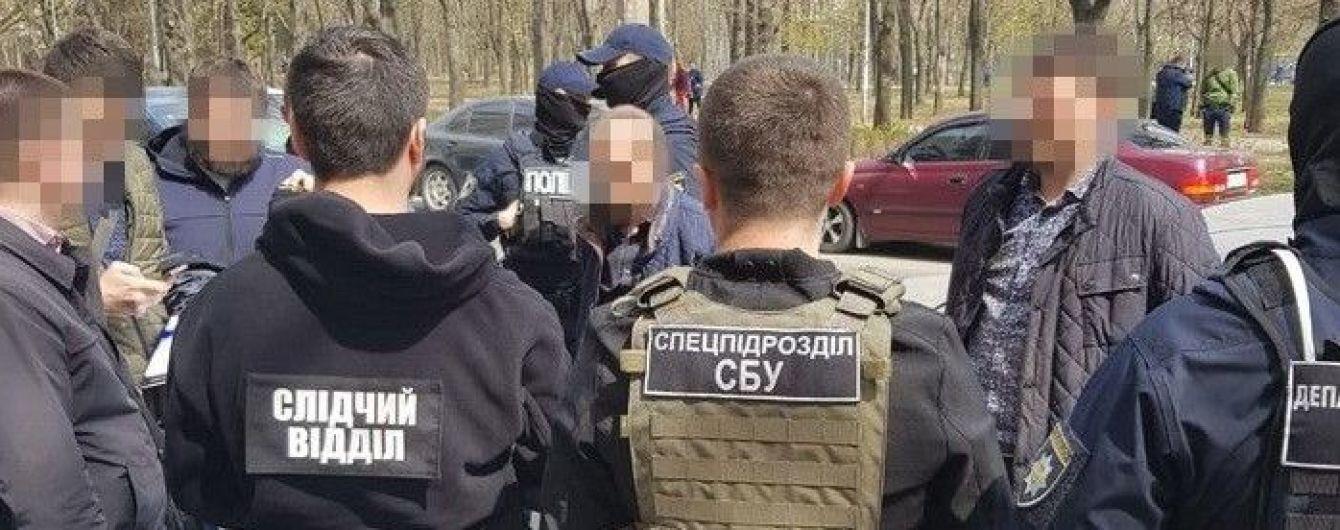На Одесчине СБУ и полиция поймали на взятке сотрудника одной из районных прокуратур