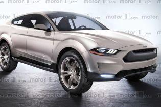 Стали известны новые детали о первом электромобиле Ford на базе Mustang