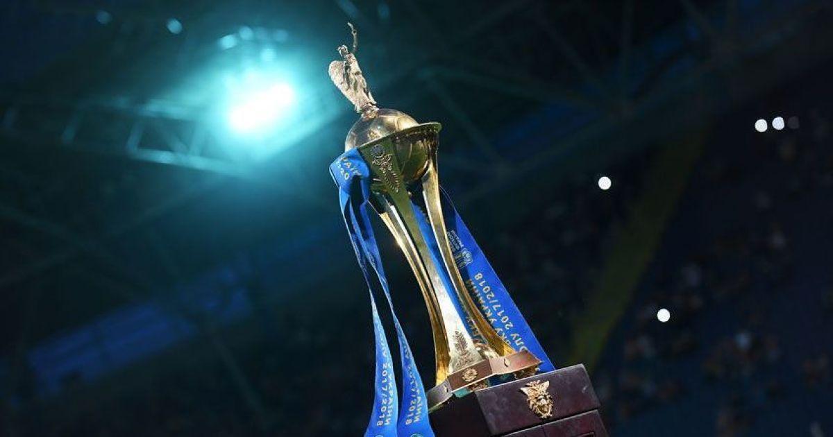 Кубок України з футболу-2020/21: розклад і результати матчів 1/2 фіналу
