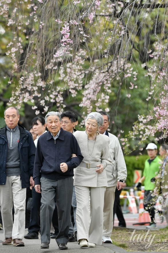 Император и императрица Японии