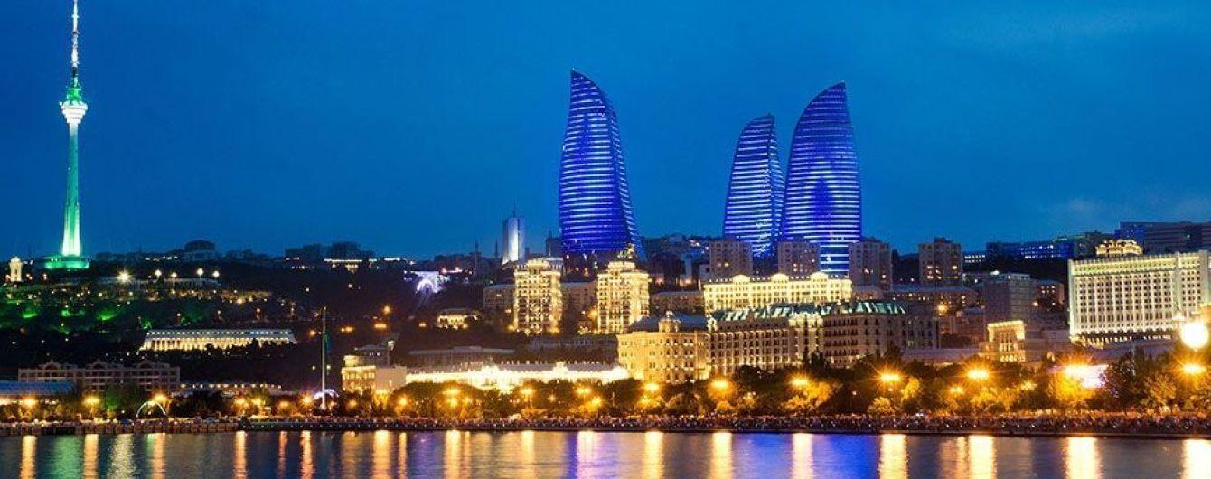 В Баку презентовали туристическую карту