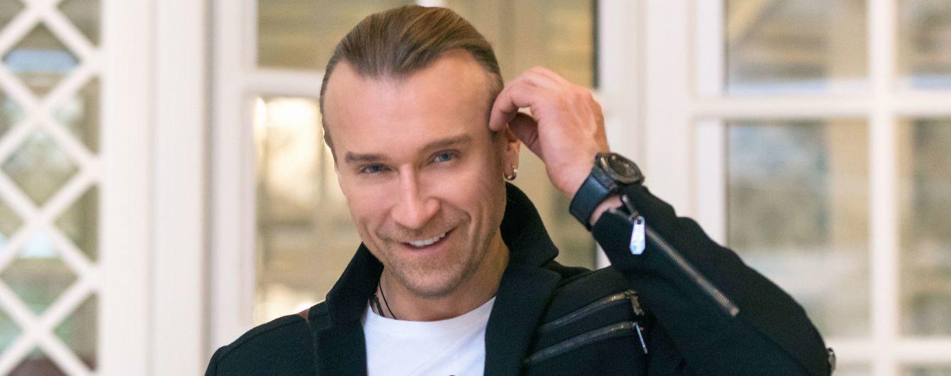 Олег Винник дал совет мужчинам, которые ревнуют своих жен к нему