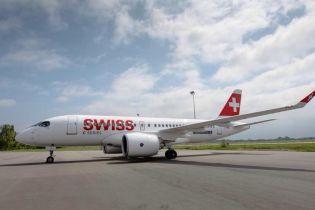 В Швейцарии экстренно сели два самолета после попадания в них молний