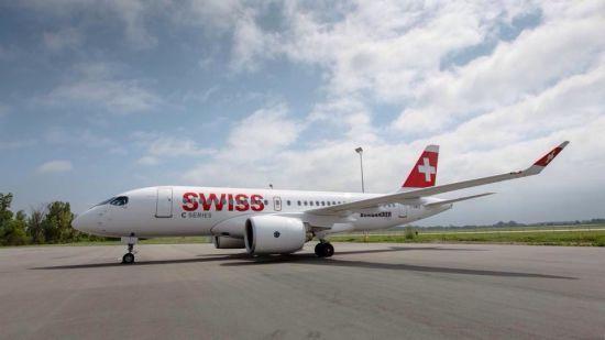Авіакомпанія Swiss збільшила кількість рейсів Київ – Цюрих
