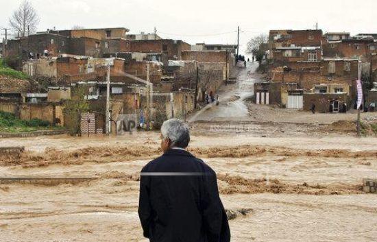 В Ірані третій тиждень не вщухають дощі: загинуло щонайменше 70 осіб