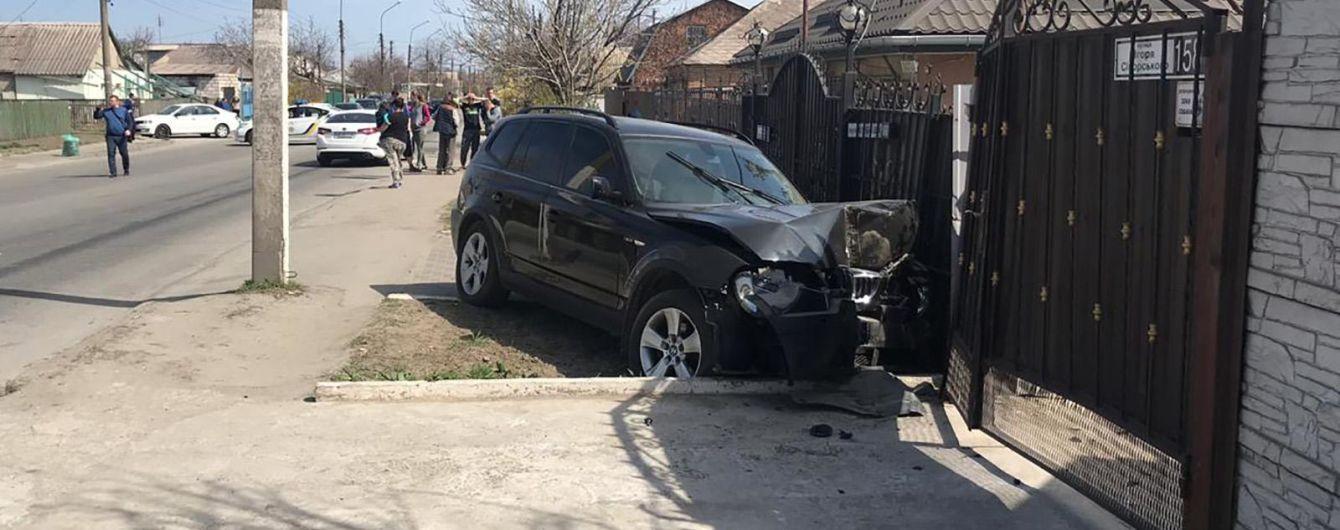 В Запорожье женщина за рулем BMW насмерть сбила ребенка