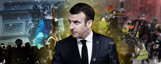 """""""Жовті жилети"""" у Франції: кінця краю не видно"""