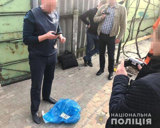Депутата Київської обласної ради затримали з 5 тисячами доларів хабара