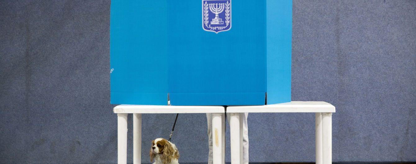 В Израиле продолжаются внеочередные парламентские выборы