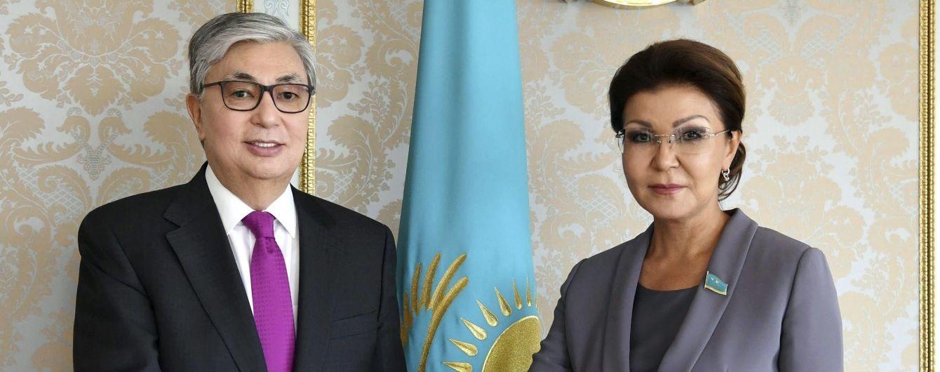Донька Назарбаєва не балотуватиметься на пост президента