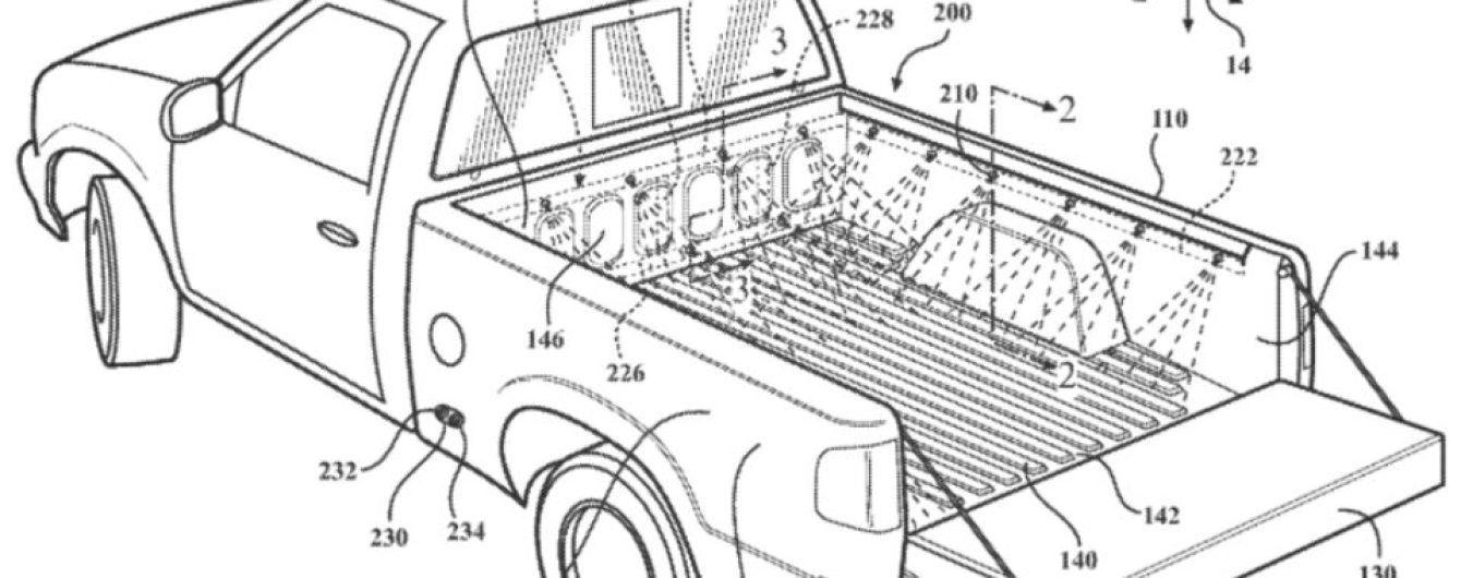 Toyota запатентовала мойку кузова, встроенную в автомобиль