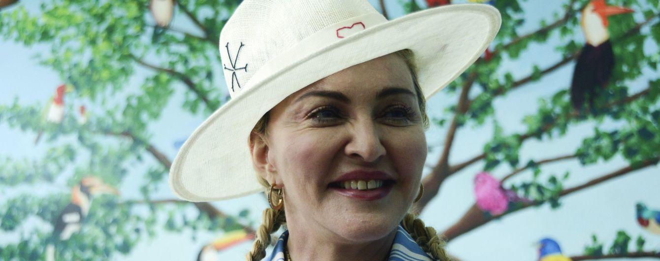 """Офіційно: Мадонна виступить у фіналі """"Євробачення-2019"""""""