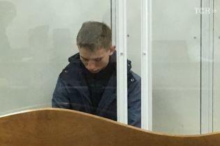 Смертельное ДТП на Киевщине: подозреваемый на суде плачет и признает свою вину