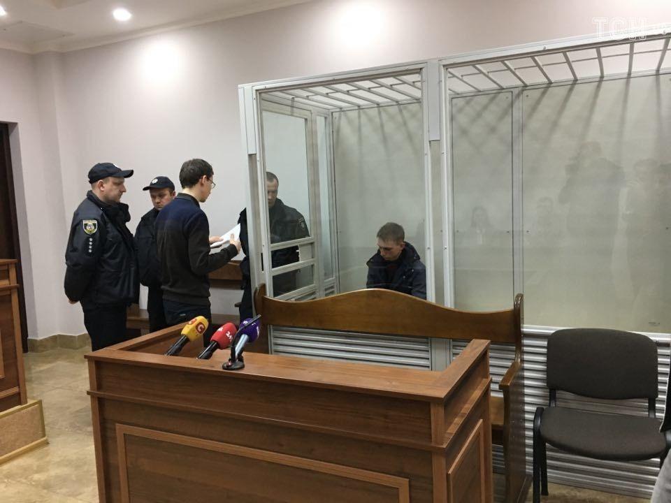 Віталій, підозрюваний у ДТП під Білою Церквою_1