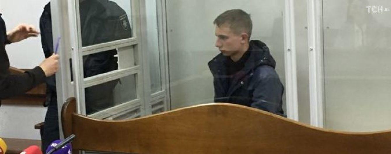 Суд избрал меру пресечения подозреваемому в смертельном ДТП на Киевщине