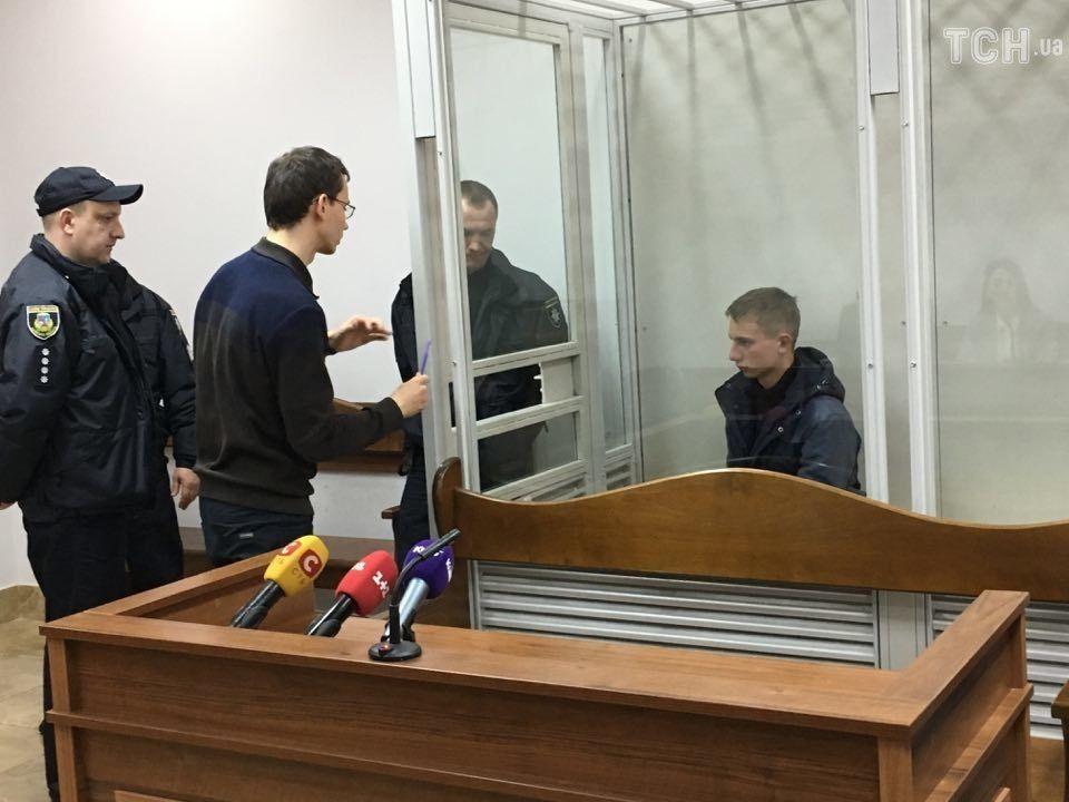 Віталій, підозрюваний у ДТП під Білою Церквою_3