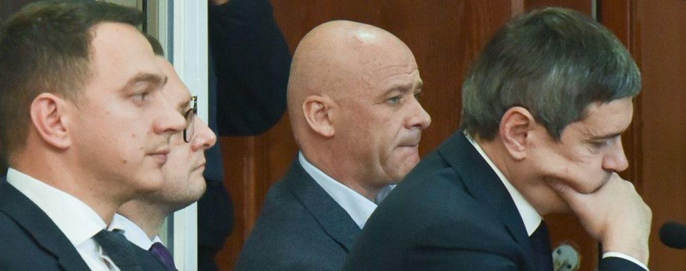 """Труханов всуде заявил онарушении Конституции состороны НАБУ: """"Это вмешательство взаконную работу органов местного самоуправления"""""""