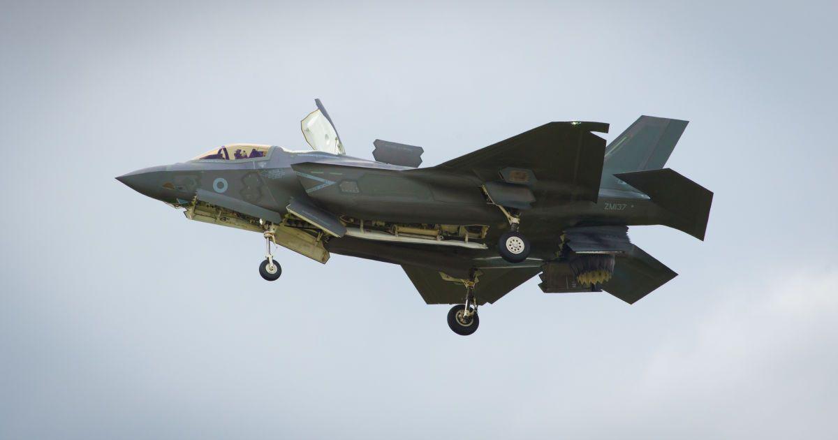 Країни НАТО готові до оборони: винищувачі F-35 вперше охоронятимуть повітряний простір Балтії