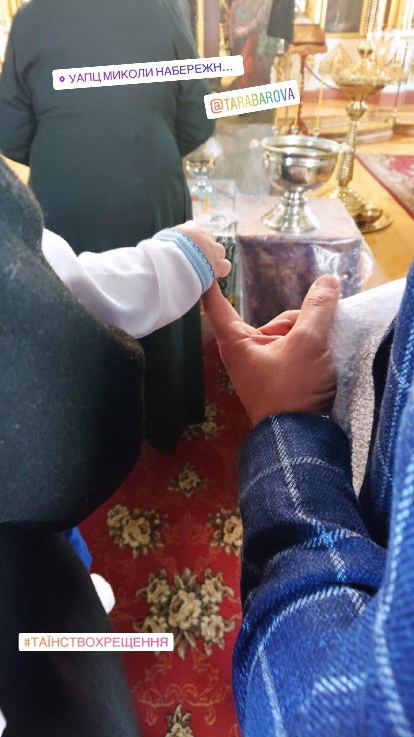 Хрестини сина Тарабарової_2