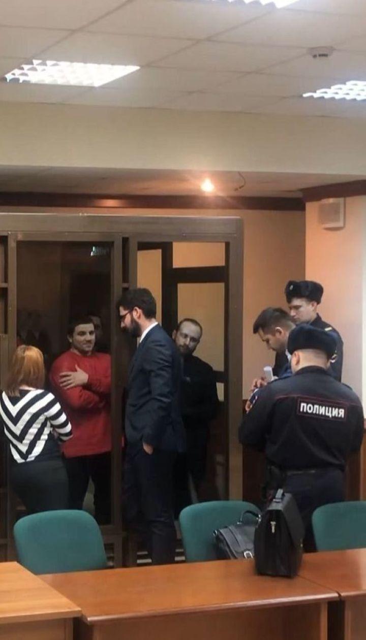 В Москве состоятся новые судебные заседания по делу 24 украинских моряков