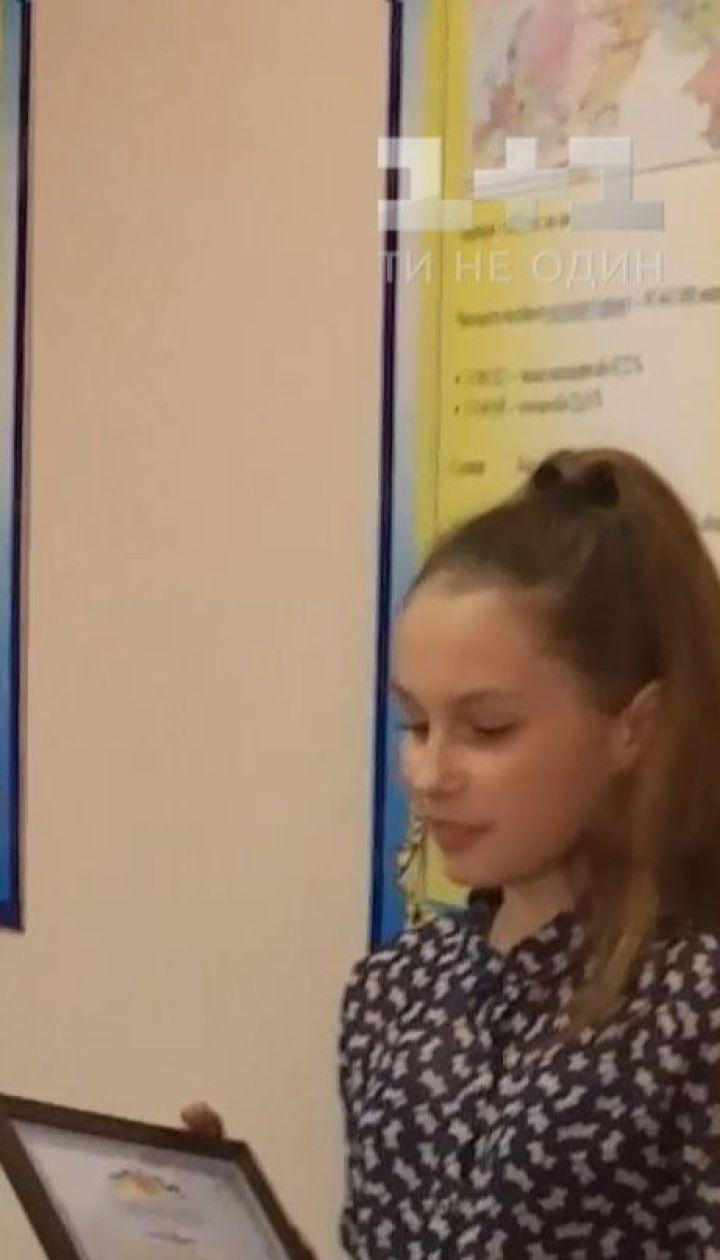 Школярі зупинили пожежу і врятували хлопчика на Кіровоградщині