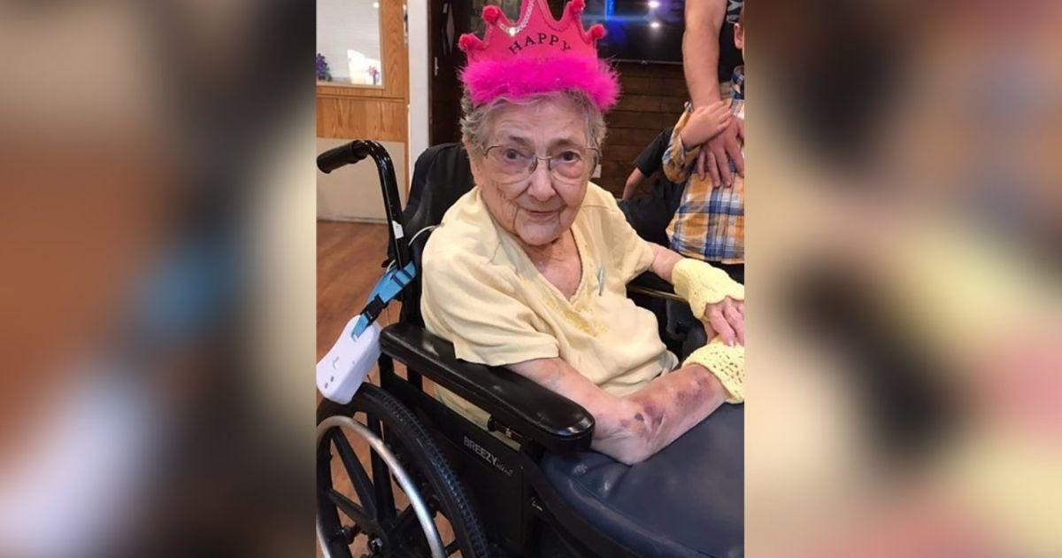 В США женщина прожила почти сто лет, не зная о смертельно опасной аномалии внутренних органов