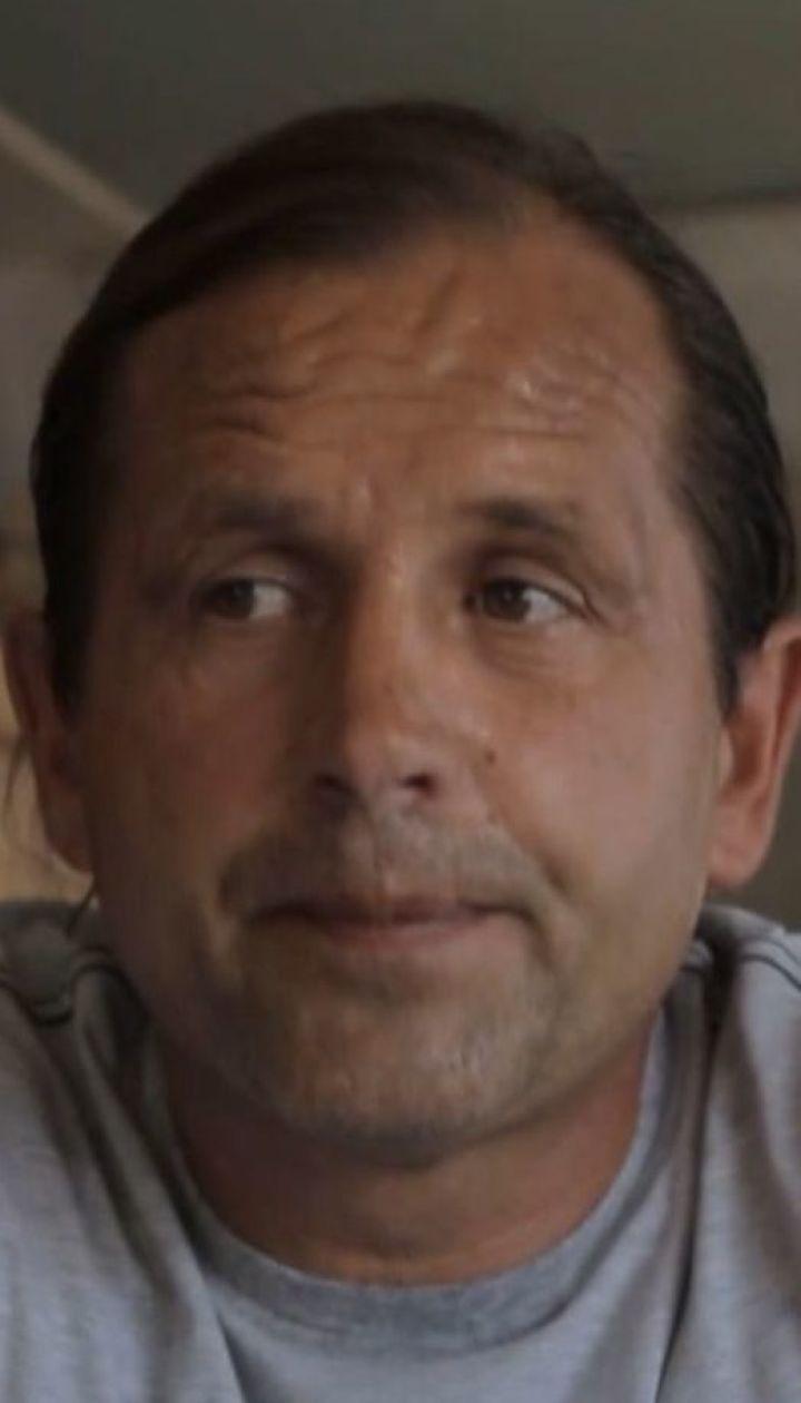 На хлібі й воді тримають у Росії політв'язня Володимира Балуха