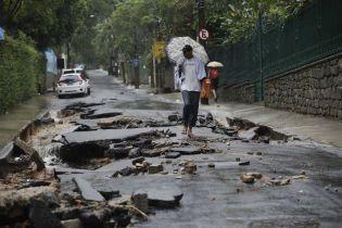 Рио-де-Жанейро накрыло смертельное наводнение