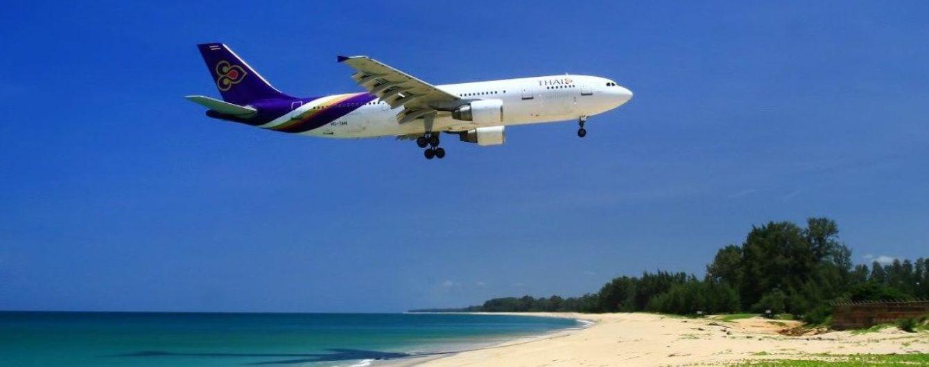 У Таїланді туристам загрожують стратою за селфі з літаком