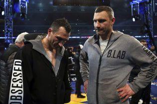 Віталій Кличко зізнався, хто винен у поразці Володимира в останньому бою